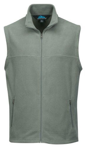 Tri-Mountain Men's Peak Performers Fleece Vest