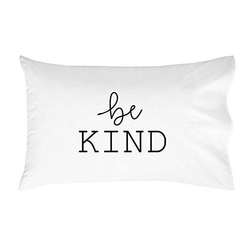 Oh, Susannah be Kind Pillowcases - Standard Size Pillowcase(1 20x30 inch, Black) Graduation Gifts College Fun Pillowcases