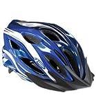 Vigor Helmet Swoop Blue/White LG/XL