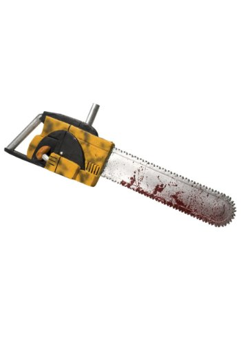 Texas Chainsaw Massacre Leatherface Chainsaw