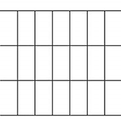 "DeerBusters 4' x 100' Welded Wire 14 Gauge PVC Coated 1.5"" x 4"" Mesh"