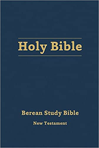 The Holy Bible, Berean Study Bible, BSB, New Testament