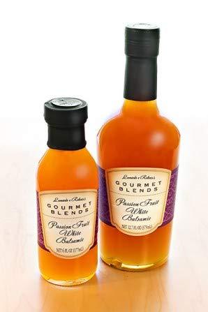 - Passion Fruit White Balsamic Vinegar