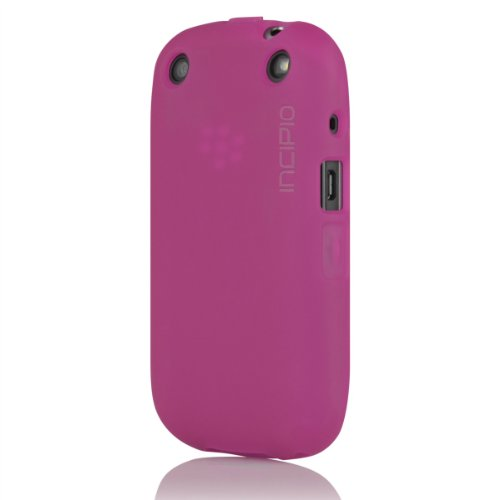 Incipio BB-394 NGP for BlackBerry Curve 9310/9320-1 Pack - Retail Packaging - Translucent Pink
