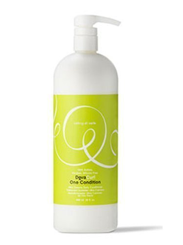 DevaCurl One Condition Daily Cream Conditioner, Original 32 oz