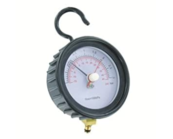 Sykes-Pickavant - Manómetro de prueba de presión de turbo Mityvac - mv6020: Amazon.es: Coche y moto