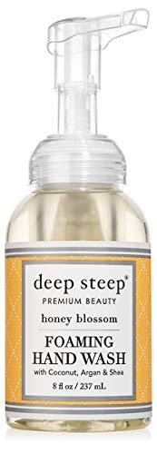Deep Steep Foaming Hand Wash, Honey Blossom, 8 Ounce ()