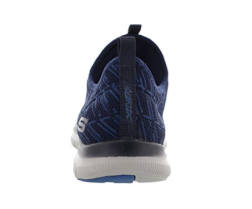 0 2 Insights Femme Appeal Hrypqxx Baskets Flex Skechers Blau qxPXXwaAf