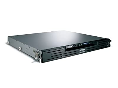 Buffalo TeraStation III iSCSI 1U Rackmount Storage Area Network