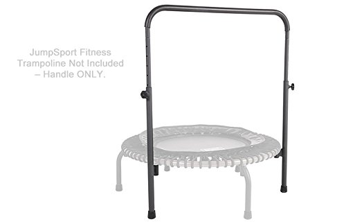 JumpSport Handle Arched Fitness Trampolines