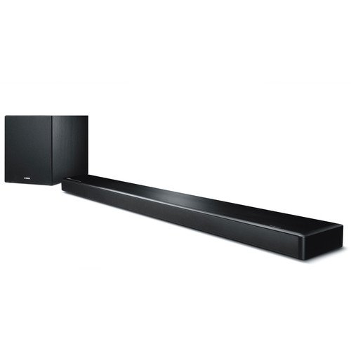 Yamaha MusicCast YSP-2700 107W 7.1-Channel Soundbar System (Black)
