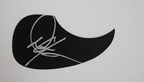 Dwight Yoakam Signed Autographed Guitar Pickguard Country Music Legend COA