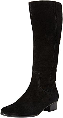Gabor Shoes 55.609, Botas Altas Mujer Negro (Schwarz 17)