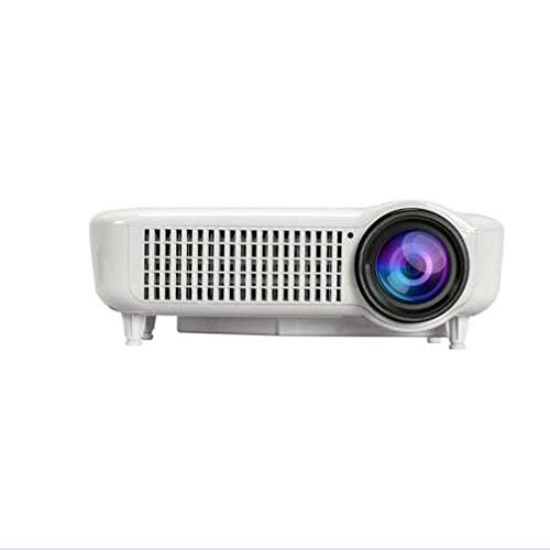 LOVEPET Mini Home HD Projector Games TV Show Entertainment Support 1080P Portable Micro Projector