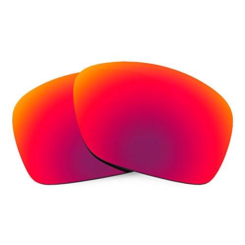 Revant Polarized Replacement Lenses for Oakley Plaintiff SquaredMidnight Sun - Plaintiff Sunglasses