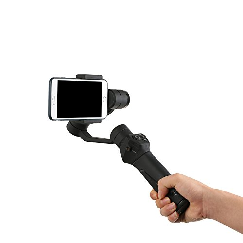 SUTEFOTO SP-G6 3-Axis Phone Handheld Gimbal Stabilizer for Ios and