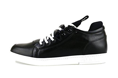 cesare-paciotti-4us-7-us-40-eu-sneakers-man-black-leather-ag123