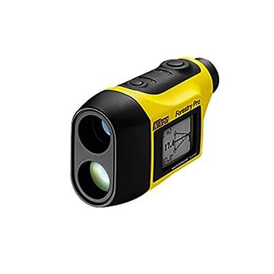 Nikon 8381 Laser Forestry Pro Rangefinder Lens Pen Retractable Rangefinder Tether + Lithium Battery Bundle by Nikon