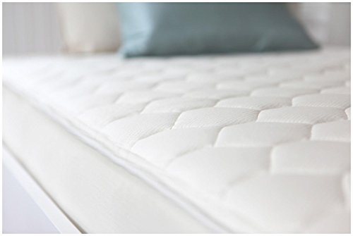 Naturepedic Organic Quilted Deluxe 2-Sided Mattress - Twin XL (Twin Deluxe Quilted Mattress)