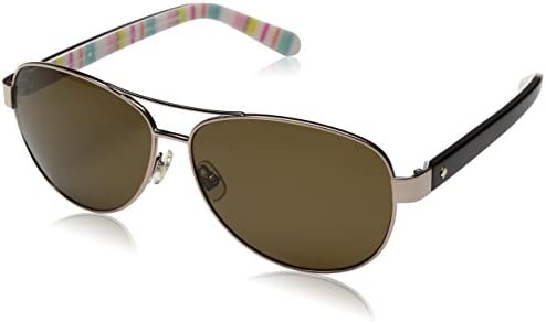 Kate Spade New York Women's Dalia 2 Aviator Sunglasses