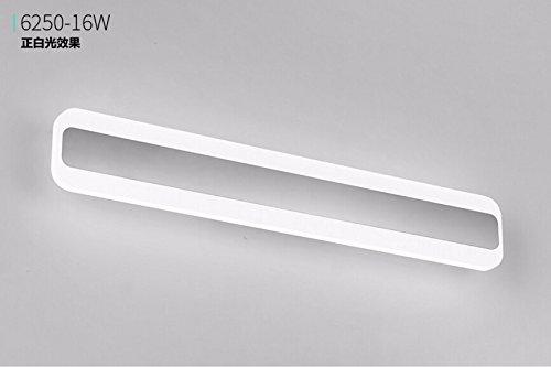 Winson anti nebbia specchio lampada led wc specchio lampada