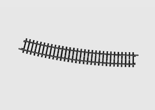 Marklin Track 24-3/8 inches  14 Degree 26' Radius Curve ()