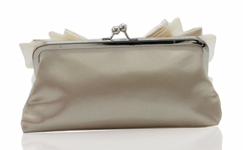 Envelope Evening Clutch Yellow Ladies Wedding Bag Handbag Prom Party Women's 1xq0ISX