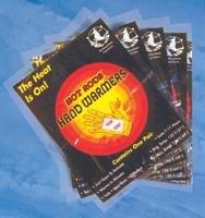 Hot Rods Heat Packs - 4
