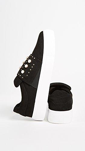 Deylin Steven Black By Women's Steve Sneaker Madden wRxHp