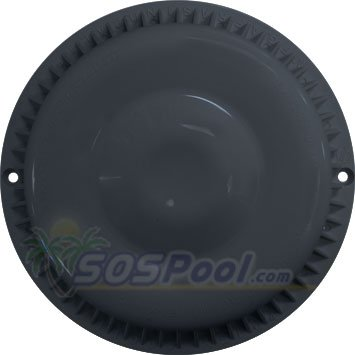 Anti Vortex Black Drain Cover 7 3/8 inch made by Afras 11064BK