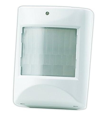 Fibaro VISEZP3102-5 Sensor infrarrojo pasivo (PIR) Inalámbrico Color Blanco Detector de Movimiento