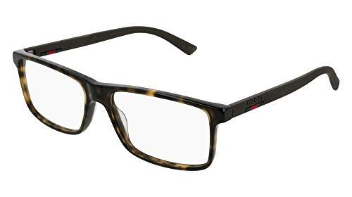Eyeglasses Gucci GG 0424 O- 002 HAVANA/BROWN