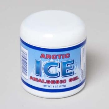 Glaces de l'Arctique Gel Analgésique - 8 Oz.