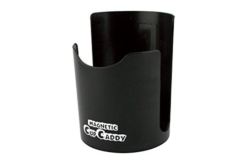 Master Magnetics Black Magnetic Cup Caddy, Model# 07583