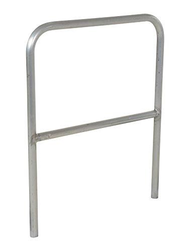 Vestil ADKR-3 Aluminum Pipe Safety Railing, 1-5/8