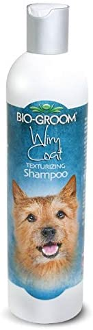 BIO-GROOM Wiry Coat Shampoo, 12-Ounce