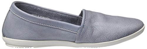 Washed Ballerine Blu Donna Chiusa Olu382sof 015 Denim Softinos Punta T7xZZw
