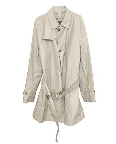 Massimo Dutti Men Classic Cotton Trench Coat 3412/086 (Large) Beige