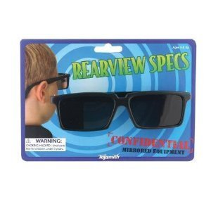 Rhode Island Novelty Toysmith Rearview -