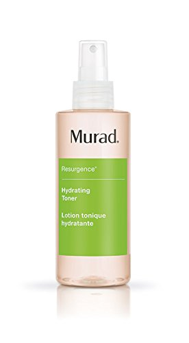 Murad Resurgence Hydrating Facial Toner - Step 1 Cleanse/Tone (6.0 fl oz), Alcohol-Free Toner that Replenishes and Refreshes Skin with Peach and Cucumber Extracts to Soothe and Minimize Irritation ()