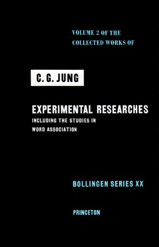 The Collected Works of C. G. Jung, Vol. 2: Experimental Researches