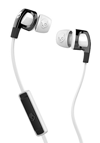 Skullcandy S2PGFY-328 Smokin Buds 2 Earphones with mic (Discontinued by Manufacturer)