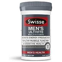 Swisse Ultivite Men'S Multivitamin Health Supplement 120S
