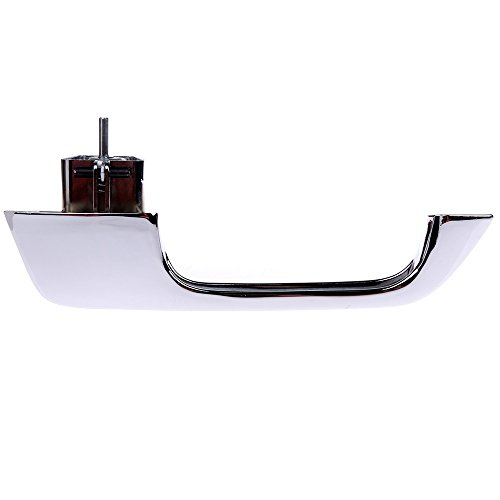 ECCPP Door Handle Exterior Outside Outer Rear Barn for 1978-1992 Chevrolet Suburban 1978-1991 GMC Suburban