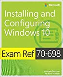 1 ed - exam ref 70-698 installing and configuring windows 10