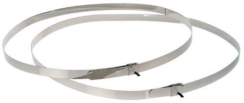 Axis Communications 1450MM Stainless Steel Straps Original for T91A47FIT T91A67 21776 REQ 5800-811