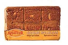 Aviateur Almond Filled Speculaas 8.4 Oz (Pack of 6)