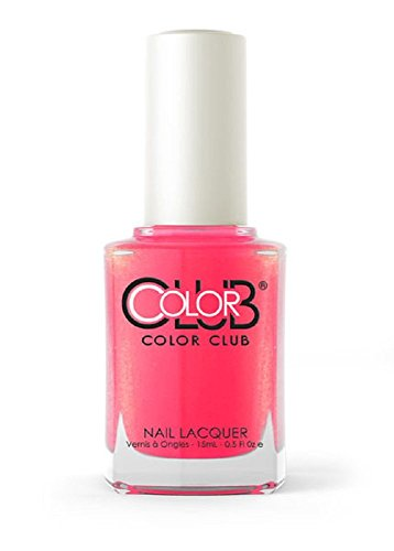 Color Club Nail Lacquer, Peace, Love and Polish, 0.5 ()