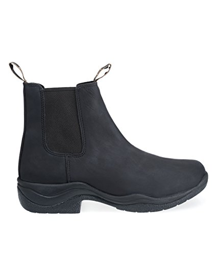 Dublín damas Venturer botas II Negro