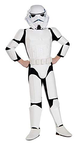 Star Wars Child's Deluxe Stormtrooper, Small